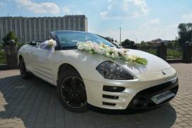 Прокат кабриолета Mitsubishi Eclipse в Харькове