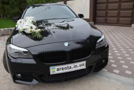 BMW 535 в кузове F10 вид спереди