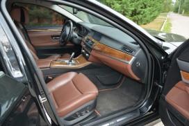 Салон BMW 535 в кузове F10