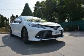 Аренда Toyota Camry v70 на свадьбу
