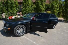 Прокат Chrysler 300C Fantom рестайлинг на свадьбу