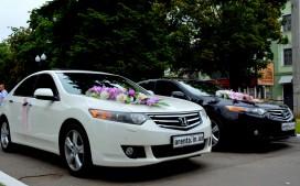 Аренда Honda Accord на свадьбу