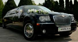 «аказ лимузина Chrysler 300C в 'арькове