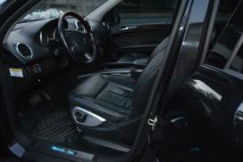 Салон - прокат Mercedes GL в Харькове