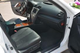 Салон белой Audi Q7