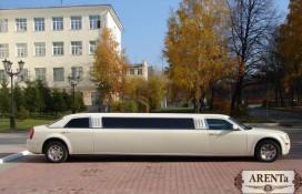Лимузин Chrysler 300C слоновая кость. АКЦИЯ!!!!!! УТОЧНЯЙТЕ.