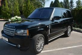 Заказ Range Rover Autobiography с водителем