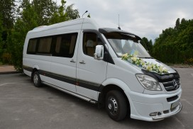 Mercedes-Benz Sprinter 515 extra long