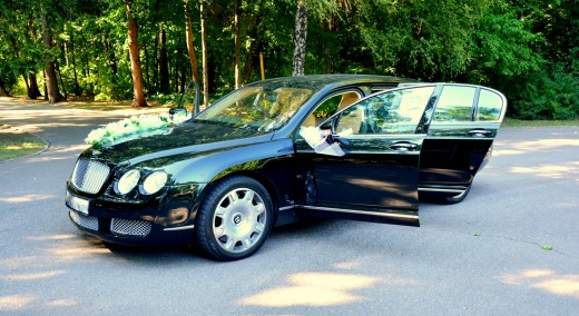 Прокат Bentley Continental Flying Spur 2008 в Харькове