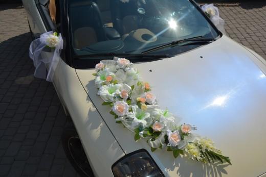 Mitsubishi Eclipse белая