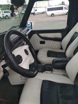 Фото салона Mercedes-Benz Gelandewagen G 55
