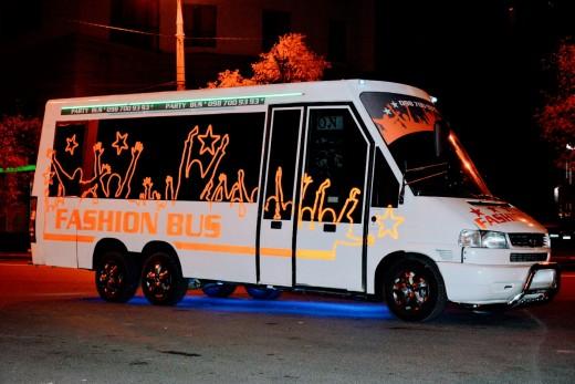Fasion Party bus Харьков