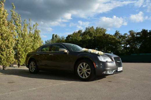 Chrysler 300c panorama
