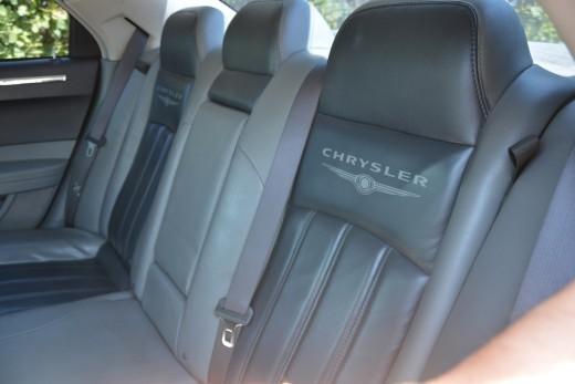 Chrysler 300C Fantom рестайлинг.