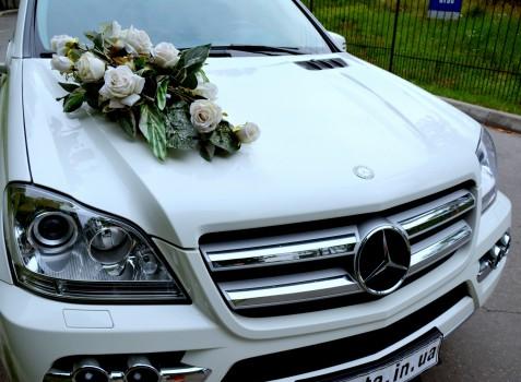 Свадебное украшение для Mercedes GL