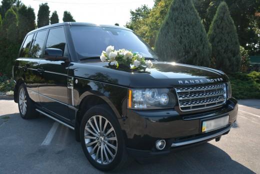 Аренда Range Rover Autobiography на свадьбу