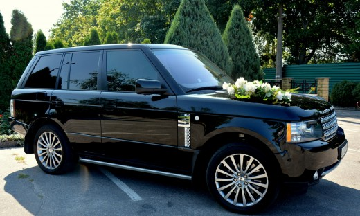 Прокат Range Rover Autobiography в Харькове