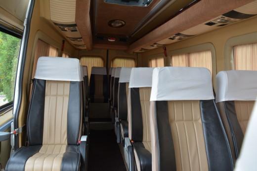 Mercedes-Benz Sprinter 515 extra long